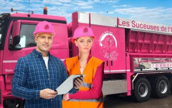Recherche chauffeurs Opérateurs H/F pour camions aspirateurs
