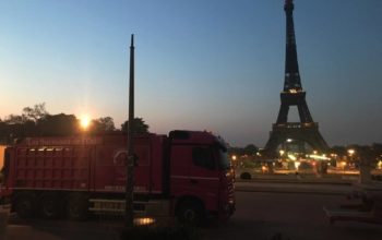 Location camion aspirateur – Aspiration de gravats et dallage Paris